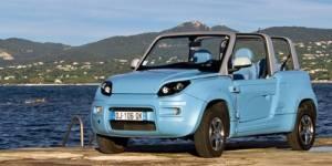 Bluesummer – električni kabriolet inovativnog dizajna