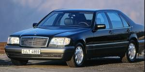 Mercedes-Benz S-Class (W140) ( od 1991. - 1998.)