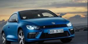 Konačno redizajn za VW Scirocco i Scirocco R