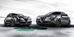Alfa Romeo MiTo QV i Giulietta QV