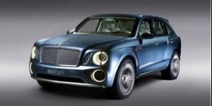 Sve više je previše! – Bentley SUV dolazi 2016.godine